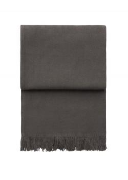 Плед Stone, темно-серый