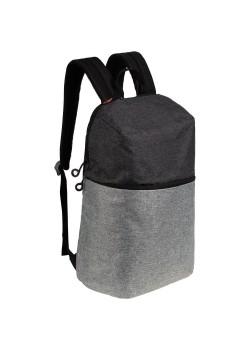 Рюкзак для ноутбука Argentum, серый с темно-серым