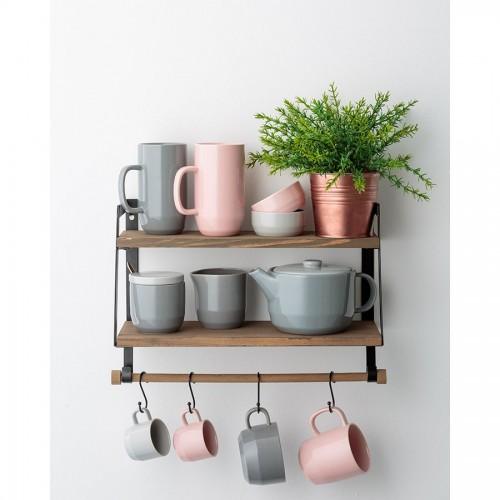 Чашка для эспрессо Cafe Concept, розовая
