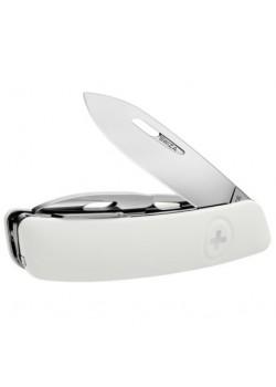 Швейцарский нож D03, белый