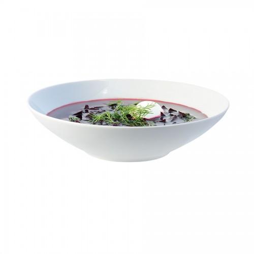 Набор глубоких тарелок Dine, белый