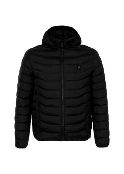 Куртка с подогревом Thermalli Chamonix, черная