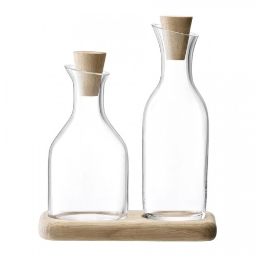 Набор бутылок для масла и уксуса Serve