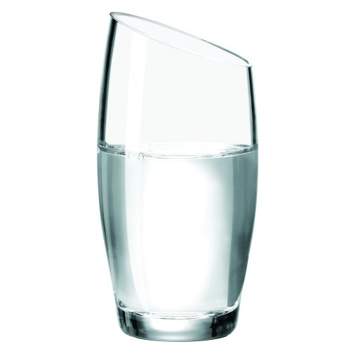 Стакан со скошенным краем Tumbler Glass, большой