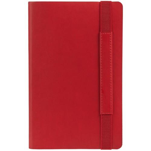 Ежедневник Runway, недатированный, красный