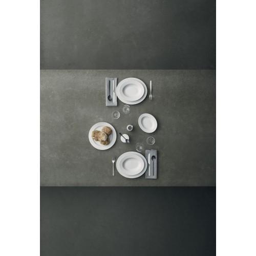 Тарелка суповая овальная Legio Nova, малая, белая