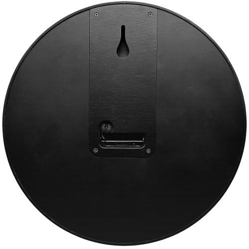 Часы настенные Berne, черные