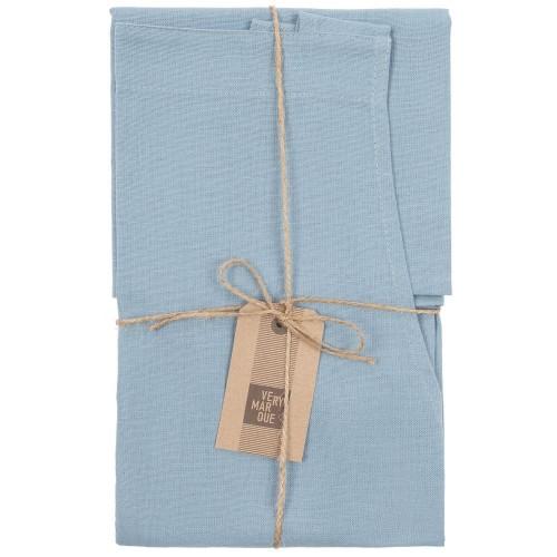 Фартук Feast Mist, серо-голубой
