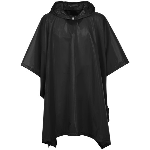 Дождевик Rainman Poncho, черный