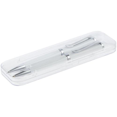 Набор Phase: ручка и карандаш, белый