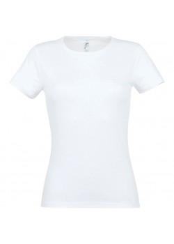 Футболка женская MISS 150, белая