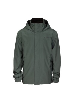 Куртка AX, серо-зеленая