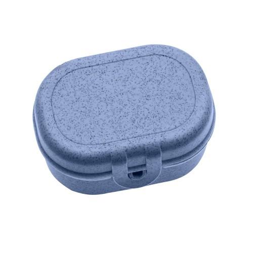 Ланчбокс Pascal Mini Organic, синий