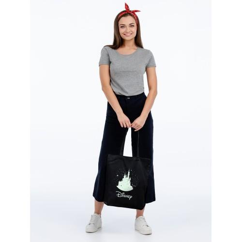Холщовая сумка Magic Castle Disney, черная