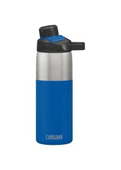Термобутылка Chute 600, синяя