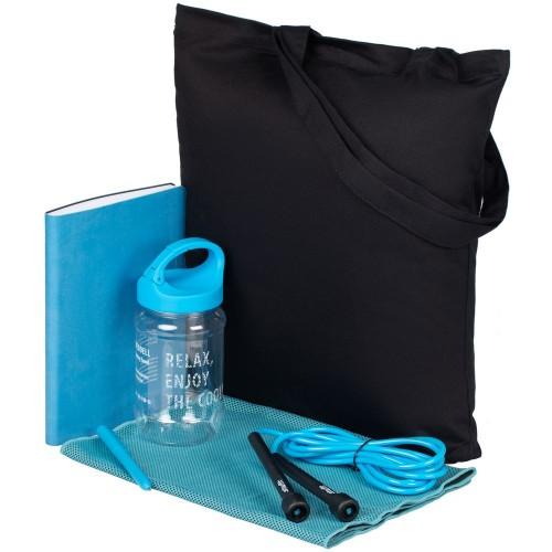 Набор Workout, голубой