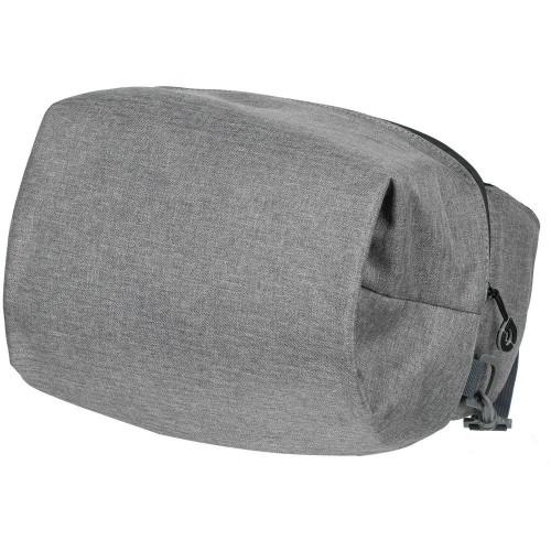 Рюкзак на одно плечо Tweed, серый