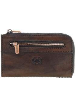 Ключница Vintage, коричневая