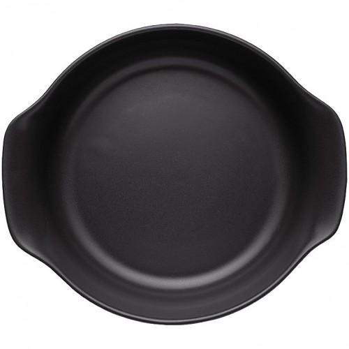 Миска с ручками Nordic Kitchen, большая, черная