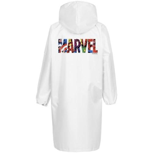Дождевик Marvel Avengers, белый