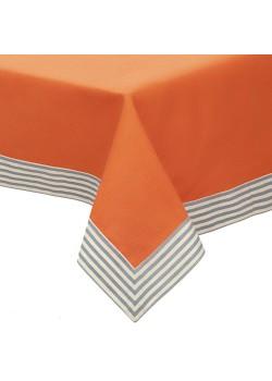 Скатерть «Морской пикник», оранжевая