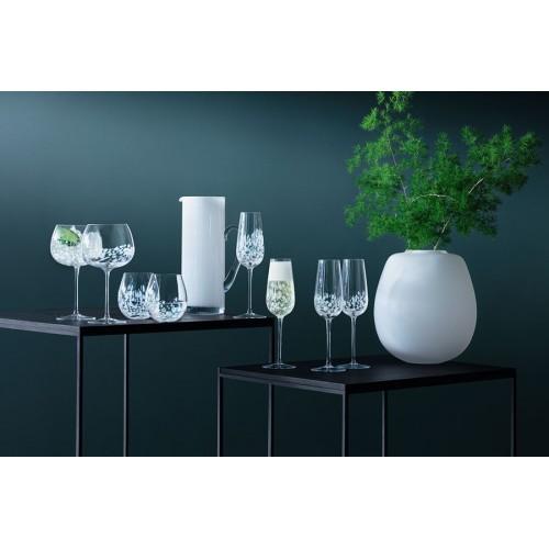 Набор бокалов для шампанского Stipple