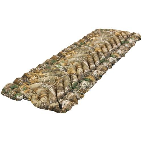 Надувной коврик Static V Realtree Camo, камуфляж