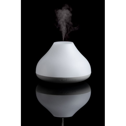 Увлажнитель-ароматизатор воздуха с подсветкой H7, белый