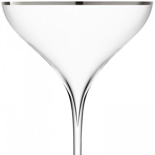 Набор бокалов для шампанского Savoy Saucer с ободком