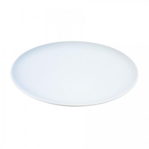 Набор больших тарелок Dine, белый