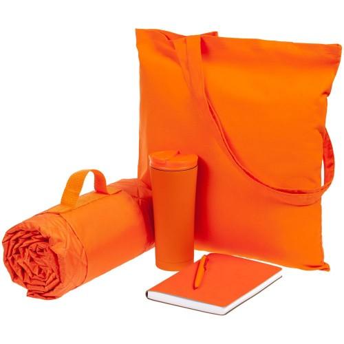 Набор Stitch Pitch, оранжевый