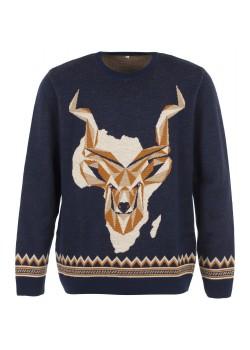 Джемпер Totem Kudu, синий