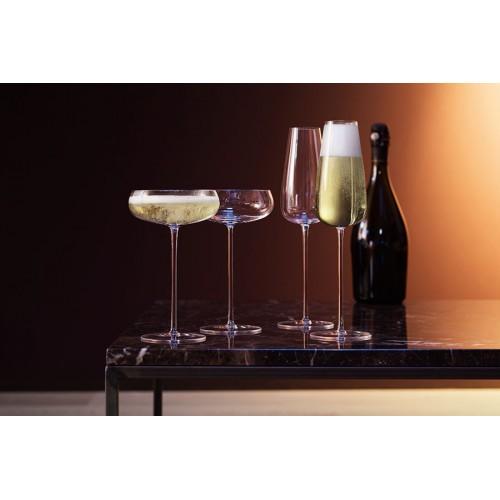 Набор бокалов для шампанского Wine Culture Saucer