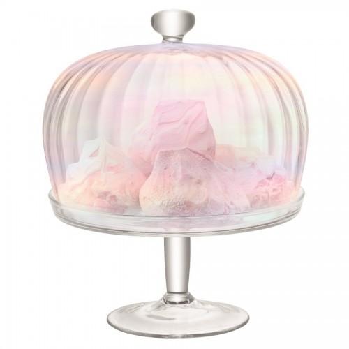 Подставка для торта с крышкой Pearl