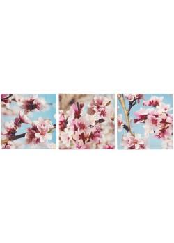 Настенная композиция «Цветение»