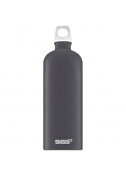 Бутылка для воды Lucid 1000, серая