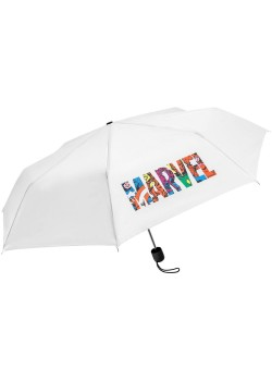Зонт Marvel Avengers, белый