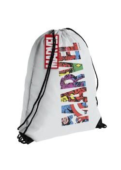 Рюкзак Marvel Avengers, белый