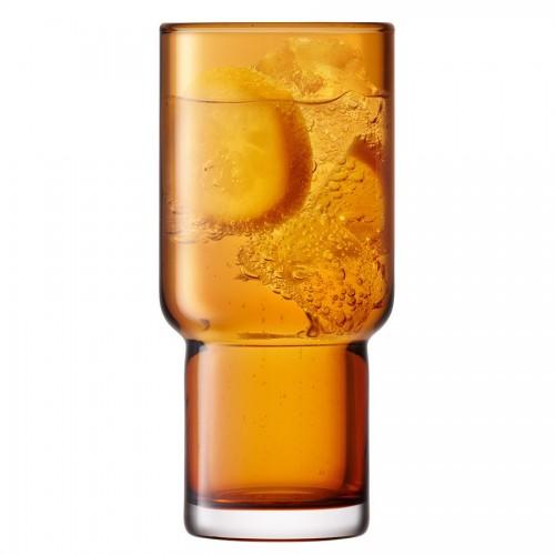 Набор высоких стаканов Utility, оранжевый