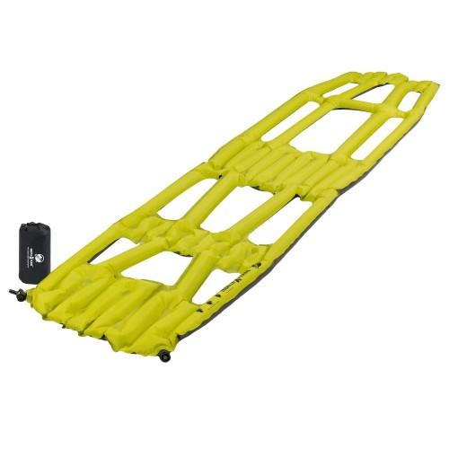 Надувной коврик Inertia X Frame, желтый