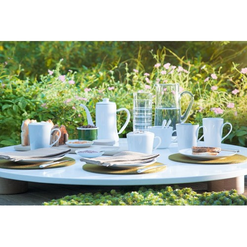 Набор малых тарелок Dine, белый
