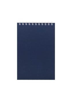 Блокнот Nettuno Mini в линейку, синий