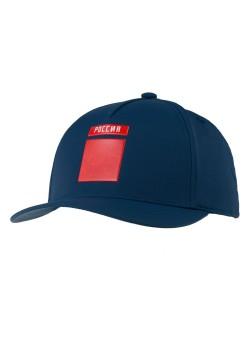 Бейсболка RFU Cap, темно-синяя