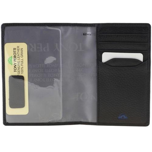 Обложка для паспорта Classe, черная