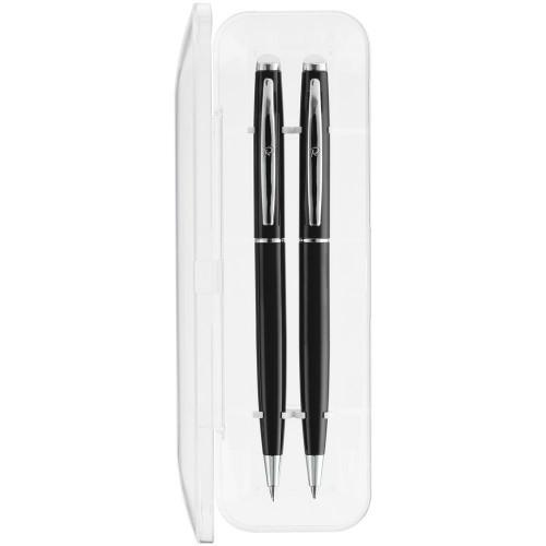 Набор Phrase: ручка и карандаш, черный