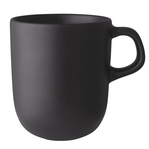 Чашка Nordic Kitchen, малая, черная