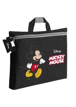 Сумка-папка «Микки Маус. Easygoing», черная