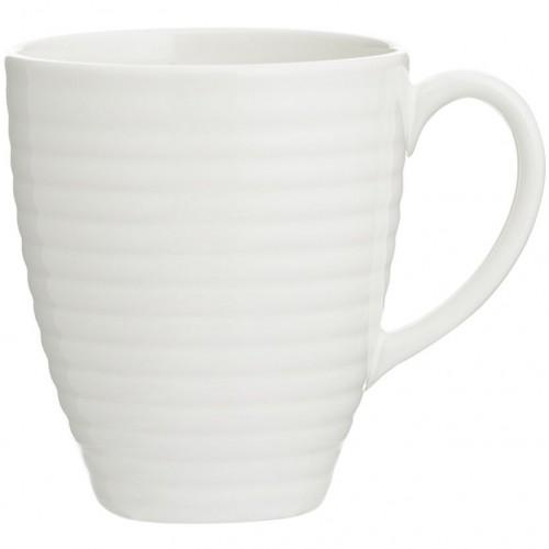 Чашка Living, кремовая