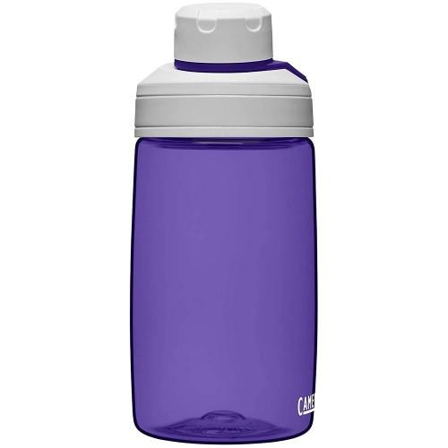 Спортивная бутылка Chute 400, фиолетовая