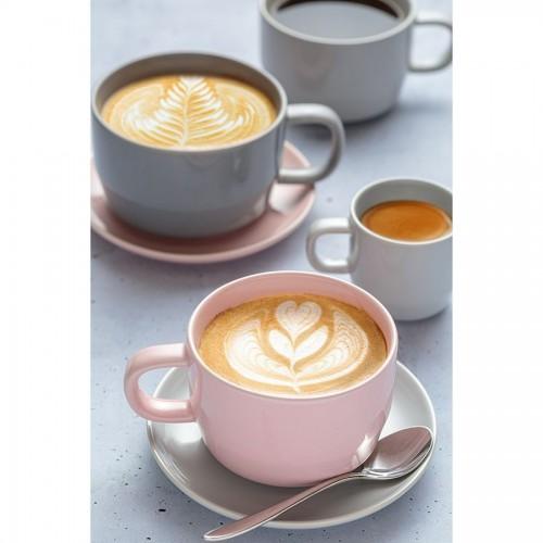 Чашка для капучино Cafe Concept, розовая